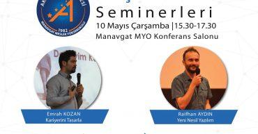 10 mayıs bilişim seminerleri